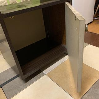 【無料】2段収納棚・ラック - 家具