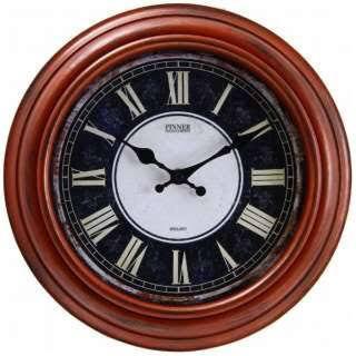 ★新品未開封★ 掛け時計 アルコル 30cm  レッドブラウン