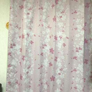 遮光カーテン幅100丈210