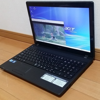 Windows10 Core i5 acerノートパソコン (1...