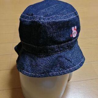 ミキハウス 帽子 50センチ