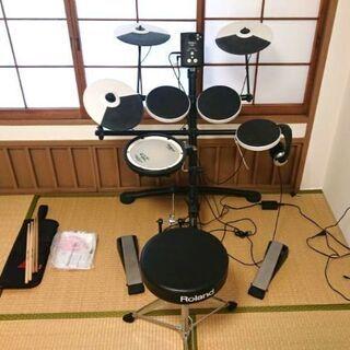 電子ドラム ローランドTD-1KV オプションDAP-3X付き