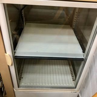 業務用 サンデン 温蔵&冷蔵ショーケース
