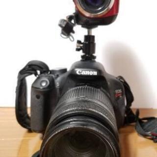 一家に1個!一眼、ミラーレス用!ビデオカメラ、スマホアダプター!...