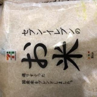 セブンイレブン 国産ブレンド米 5キロ×2袋 10キロ分 精米 ...