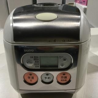 2003年式  サンヨー  マイコンジャー炊飯器  3合炊き