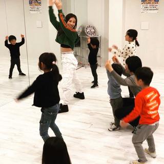 練馬駅徒歩1分! プロ講師によるダンス スクール新規募集!
