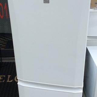 【RKGRE-257】特価!三菱/146L 2ドア冷凍冷蔵庫/M...