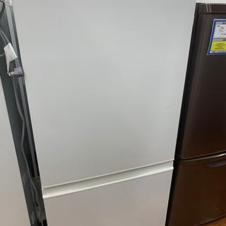 AQUA2017年製2ドア冷蔵庫!1年間の保証付きです!