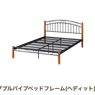 ベッドフレーム、マットレス