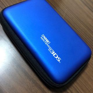 【New 3DS対応】スリムハードポーチ!充電器!