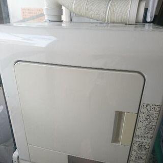 【ジャンク】ナショナル ガス衣類乾燥機 NH-G40A3 [取り...