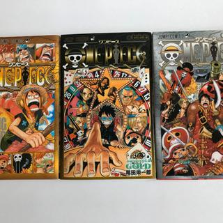 ONE PIECE ワンピース  千巻 零巻 七七七巻  3巻セット