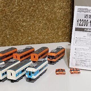 Bトレインショーティー 近畿日本鉄道 12200系 15200系