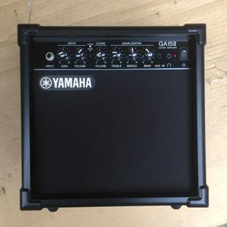 ヤマハ ギターアンプ GA15Ⅱ