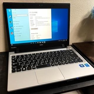 【NEC】Corei3搭載!Windows10・Office20...
