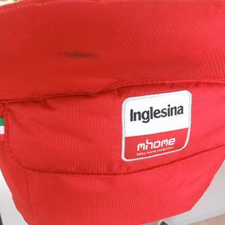 イングリッシーナ(赤)カバー2種付