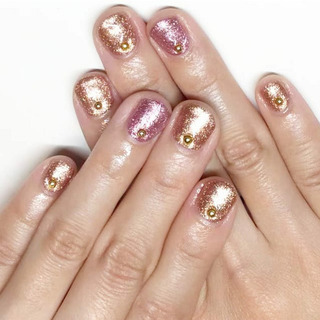 ☆ NAIL SALON Peach deco ☆