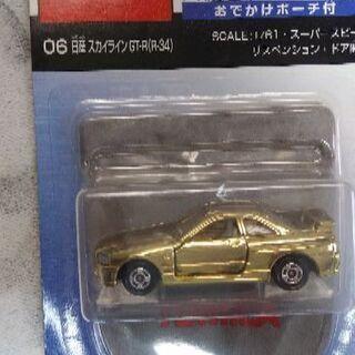 トミカ 激レア☆金メッキミニカー