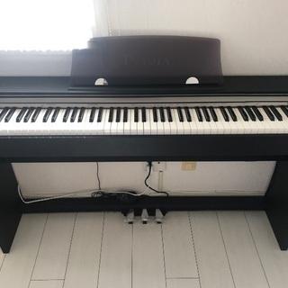 【取引中】電子ピアノ CASIO PX730 BK 5,000円