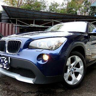 【タイヤ新品・スタッドレス付き・車検あり】BMW X1 20i ...