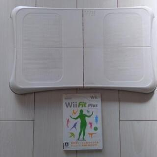 Wii Fit plus & バランスボード