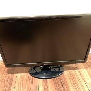 取引中 完動品 Acer H243Hbmid 24インチ液晶ワイ...