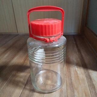 梅酒作り用の瓶 5000ml ②