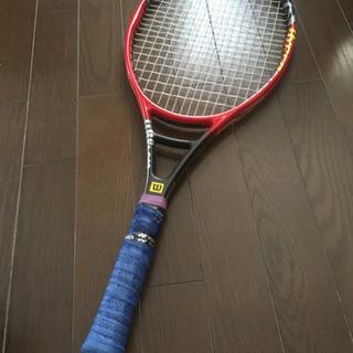 硬式テニス用ラケット