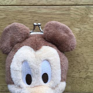 【ディズニーランド】ミッキーマウス小銭入れ