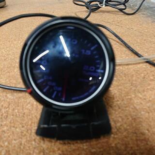 電気式ブースト計