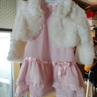 小さい女の子ドレス