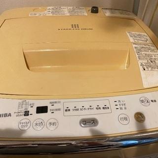 三鷹 TOSHIBA洗濯機 縦型