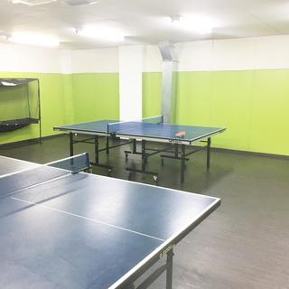 ジュニア卓球教室