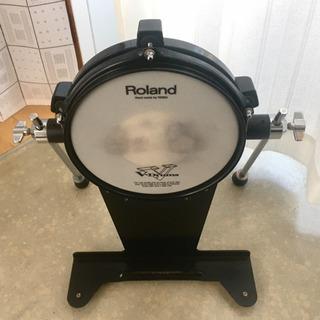Roland V-Drums KD-85BK ローランド vドラ...