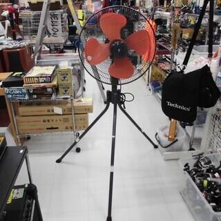工業扇風機 2016年製 45cm 山善 YKS-456 使用感...