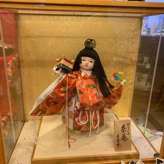雛人形.羽子板.市松人形
