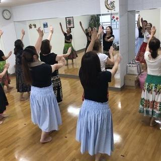 フラダンス&ヒップホップ教室、春の入会キャンペーンはじまりました...
