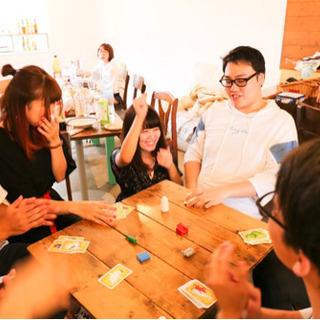 【3月7日】ボードゲーム会【13:00〜】