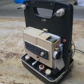 【値下げ】レトロ 8mmプロジェクター 【ELMO FPー…