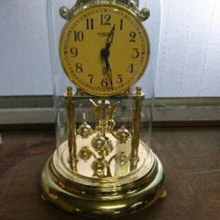 ゴールドインテリア置き時計⏰