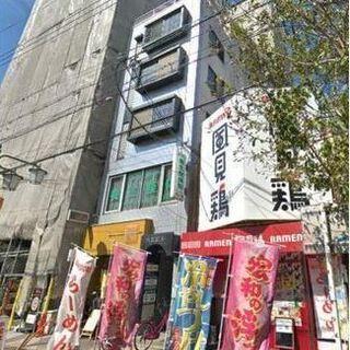 ★貸店舗・事務所★ 西田辺駅1分 元事務所 南港通 4階部分2...
