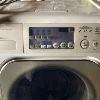 【お取引中】SANYO ドラム式洗濯機の画像