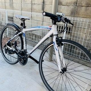 【FUJI】クロスバイク