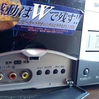 ビデオカセットダビング レコーダー