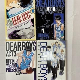 DEAR BOYS 全23巻+ACT2 全30巻+ACT3 全2...