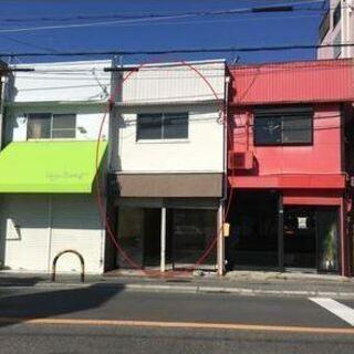 ★貸店舗・事務所★ 三国ヶ丘駅10分 ロードサイド 2階…