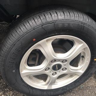 新品タイヤ在庫品放出!165/40R16 73V XL  川越・...