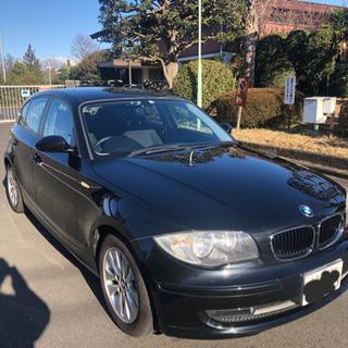 車検付き BMW 116i 120