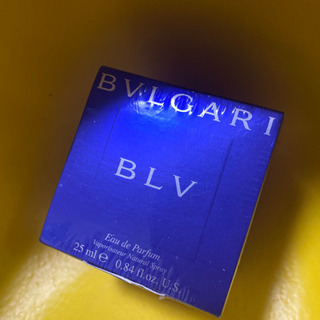 ブルガリブルー香水 25ml
